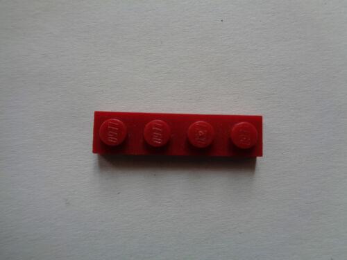 LEGO brique plaque plate 1x4 3710 choose color and quantity