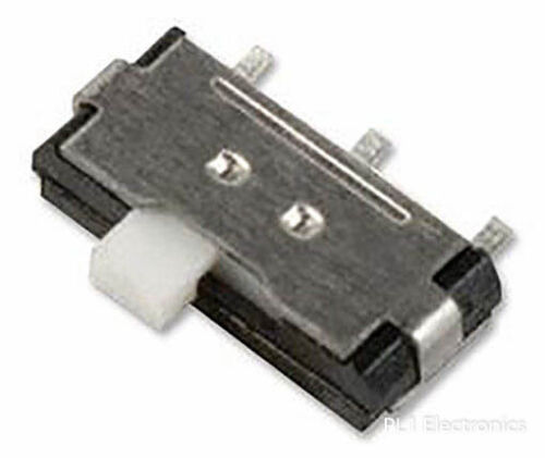 On-on-on 12 vcc sp3t C /& K composants-ayz0103agrlc-Commutateur SMD 0,1 a