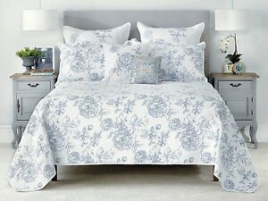 Bianca-Elaine-Blue-3-Pce-Coverlet-Set-Single-Double-Queen-King-Super-King-Size