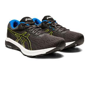 Asics-Hommes-GT-800-Chaussures-De-Course-Baskets-Sneakers-Noir-Sport-Respirant