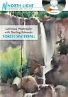 Luminous Watercolor with Sterling Edwards - Forest Waterfall by Sterling Edwards (DVD video, 2012)