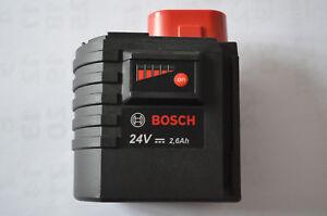 Bosch Ni-MH-Akku 24V 2,6 Ah neu unbenutzt - Nersingen, Deutschland - Bosch Ni-MH-Akku 24V 2,6 Ah neu unbenutzt - Nersingen, Deutschland