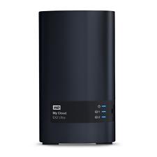 WD 8TB My Cloud EX2 Ultra NAS System 2-Bay (2x 4TB WD RED HDD)