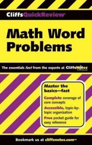 Math-Word-Problems-Book-Cliff-Notes-Cliffs-Quick-Review-Test-Prep-Guide-Learn