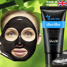 Charcoal Activated Black Face Mask Blackhead Remover Peel-Off Facial Black Mask