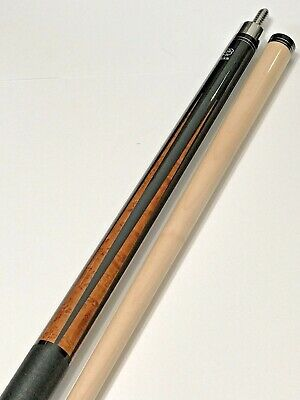 MCDERMOTT STAR POOL CUE S63 BRAND NEW FREE SHIPPING FREE CASE BLOWOUT