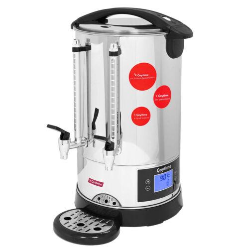Caytime Teasmade Tea Maker Alarm Samovar Semaver CAY 8 10 15 20 Litre