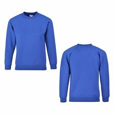 cd0d46cdb72 SG Sg20k Kids Crew Neck Sweatshirt Sweater Plain Pull Over Jumper ...