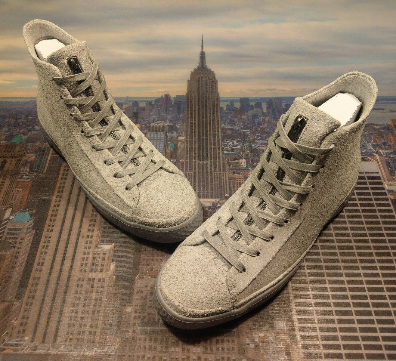 Converse Chuck Taylor All Star Modern Hi High Top Wolf Grey Size 11 158843c New