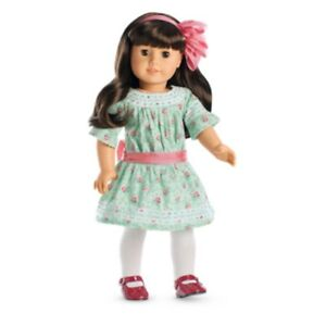 "American Girl BeForever Samantha's Special Day Dress 18"" Dolls Clothes NEW 550402662820"