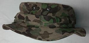 RECCE Hat Boonie Pea-Dot Camouflage - Austria - Made in Germany -  e66cafdb8293