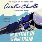 The Mystery of the Blue Train: A Hercule Poirot Mystery by Agatha Christie (CD-Audio, 2016)