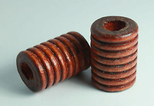 2-honey-Brown-wooden-beads-for-dreadlock-dread-beads