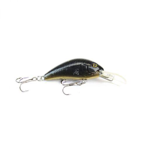 1,8m Wobbler Viper Pro Big Humpy 4cm 4g Forelle Barsch Kunstköder floating LT