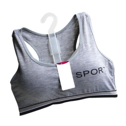 Girls Underclothes Sport Girl Children Comfy  Bra Underwear Bow Lingerie.UK 2018