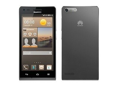 Huawei Ascend G6 4GB Unlocked or Network Smartphones