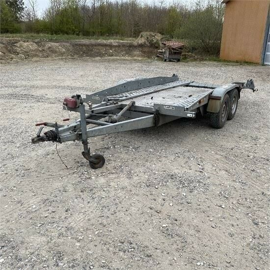 Andet Brenderup T2500 - Auto trailer (Tip trailer) -...