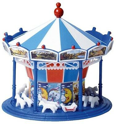 NEW ! N scale Faller : MERRY GO ROUND / Carousel  : Model Building KIT # 242316