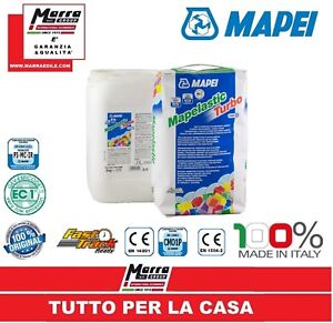 Details About Mapei Mapelastic Turbo Bicomponent A B Loom Cement Waterproof Show Original Title