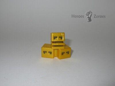 Minecraft Chest Series 3 LASER-FIRING GUARDIAN Mystery Mini Figure 2017