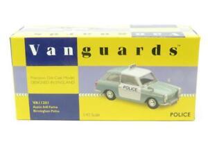 Corgi-Vanguards-VA11201-Austin-A40-Farina-Birmingham-policia-1-43-ESCALA-en-Caja