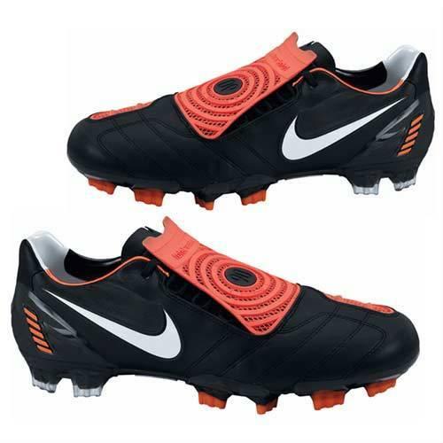 Nike total 90 laser II K-FG nuevo gr 40 us 7 fútbol zapatos premium 318814-018