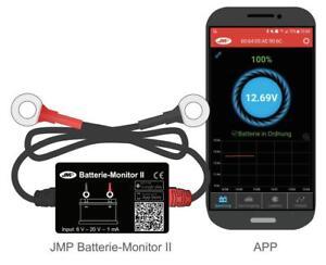 JMP Battery Guard II Batteriemonitor - Batterieüberwachung mit dem Smartphone