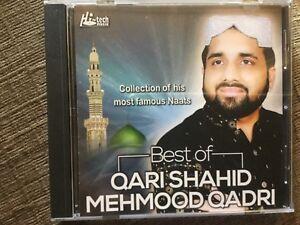 Details about Best of Qari Shahid Mehmood Qadri - Islamic Naat CD