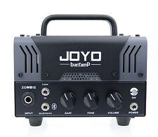 JOYO Zombie Bantamp Guitar Amplifier head 20w Tube 2 Channel Bluetooth New !