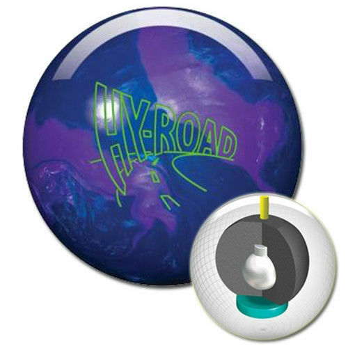 Storm HyRoad Pearl Bowling Ball New 15 LB Fast Shipping