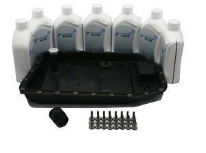 BMW-ZF-OE-6HP19-AUTOMATIC-TRANSMISSION-GEARBOX-FILTER-FLUID-SERVICE-KIT