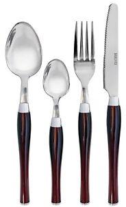 Renberg-24-Piece-Stainless-Steel-Cutlery-Set-With-Plastic-Handles-BURGUNDY