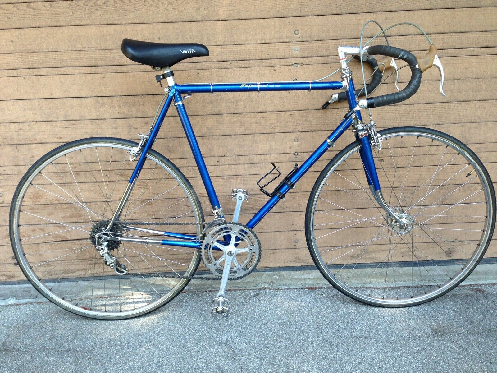 Rarely Ridden Vintage Handmade 70's Italian Bottec  a In Excellent Condition.  best price