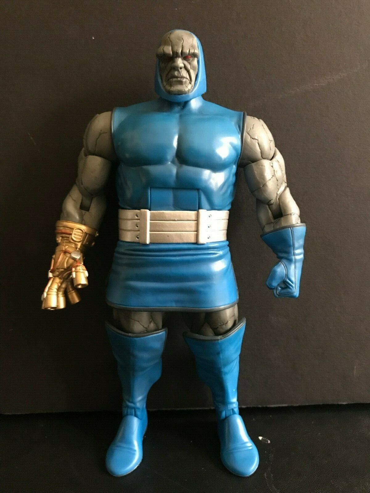 DC universo clásicos Darkseid Baf Completo Direct Figura súperman Batman Liga De La Justicia De América JSA