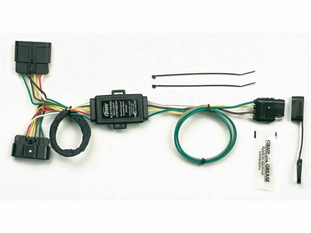 Trailer Wiring Harness For 2004-2012 Chevy Colorado 2005 ...
