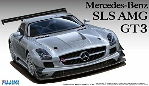 Fujimi model 1 24 real sports car series No.29 Mercedes-Benz SLS AMG GT3