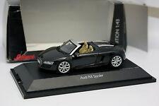 Schuco 1/43 - Audi R8 Spider Noire