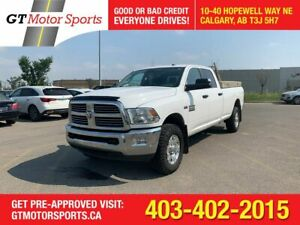 2014 RAM 2500 HEAVY DUTY   4X4   $0 DOWN - EVERYONE APPROVED!!