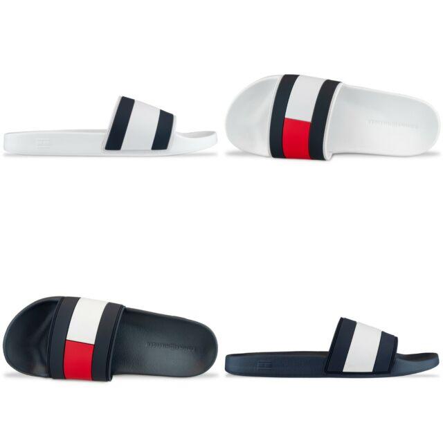 Tommy Hilfiger Sliders, Sandals & Flip