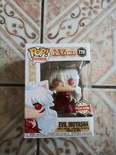 Inuyasha  -Limited edition Funko POP IN STOCK Evil Inuyasha  770- Anime