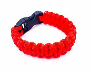 Novadab Survival Rope Outdoor Bracelet