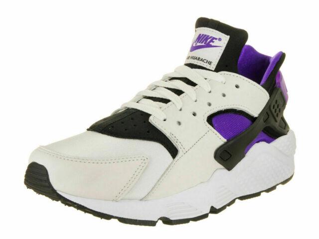 official photos fe7ce ec823 Nike Air Huarache Run '91 QS Men's Shoes Black/Purple Punch AH8049 001