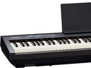 Roland-FP-30-BK-Digital-Piano-Epiano-elektrisches-Klavier-stagepiano-NEU