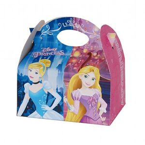 Image Is Loading Disney Princess Party Box For Children Kids Food
