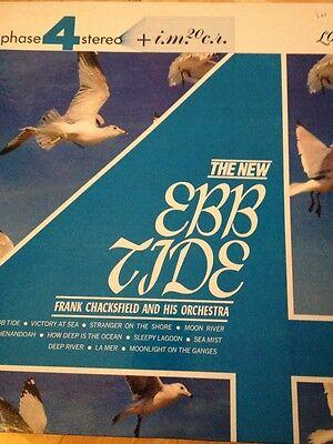 Vintage Album The New Ebb Tide Frank Chacksfield Orchestra