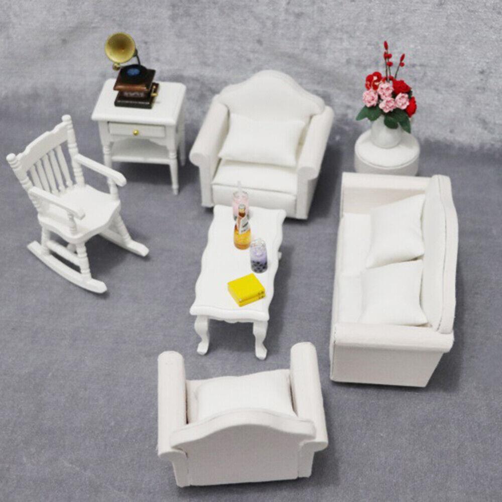 1 stück Puppenhaus Miniaturmöbel 1:12 Puppenhaus Szene Haus F5Y6 Zubehör E1K1