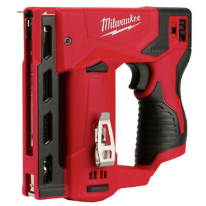 Milwaukee 2447-80 M12 3/8 in. Crown Stapler (Tool Only) Reconditioned