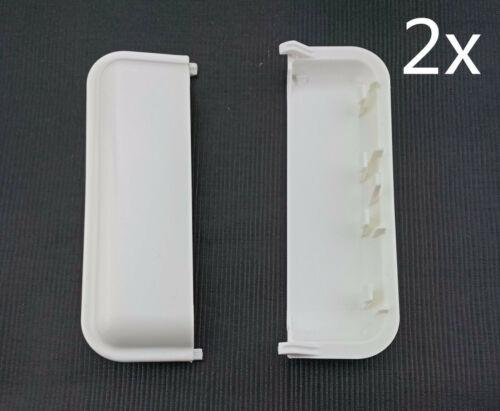 2x Dryer Door Handle W10861225 Replace For Whirlpool Kenmore Dryer W10714516