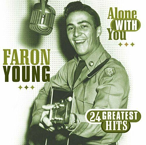 FARON YOUNG 24 Greatest Hits (2009) 24-track CD album NEW/UNPLAYED