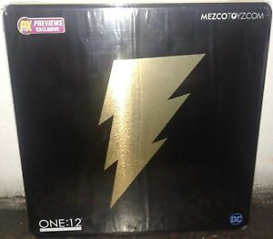 MEZCO-ONE-12-COLLECTIVE-DC-PX-EXCLUSIVE-BLACK-ADAM-COLLECTORS-FIGURE